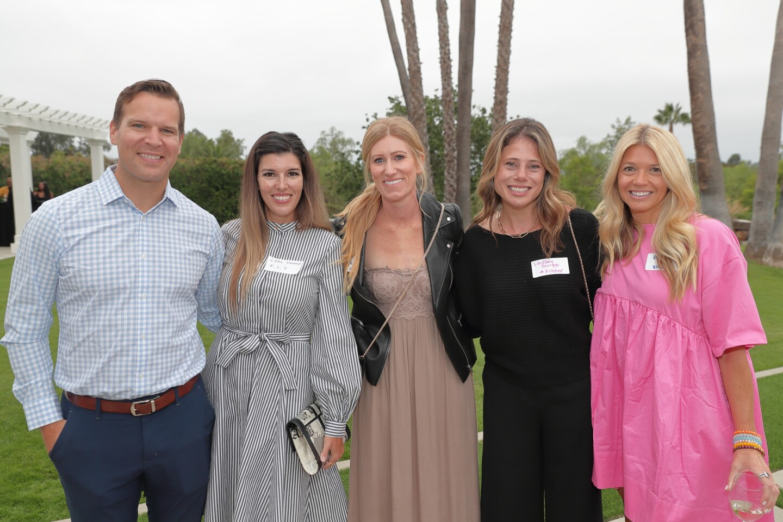 Ryan and Leah Stempfle, Kameron Comstock, Lindsay Scripp, Erica Conger
