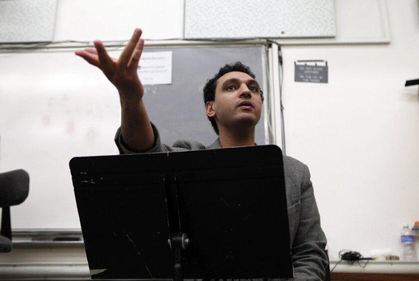 Mohammed Fairouz