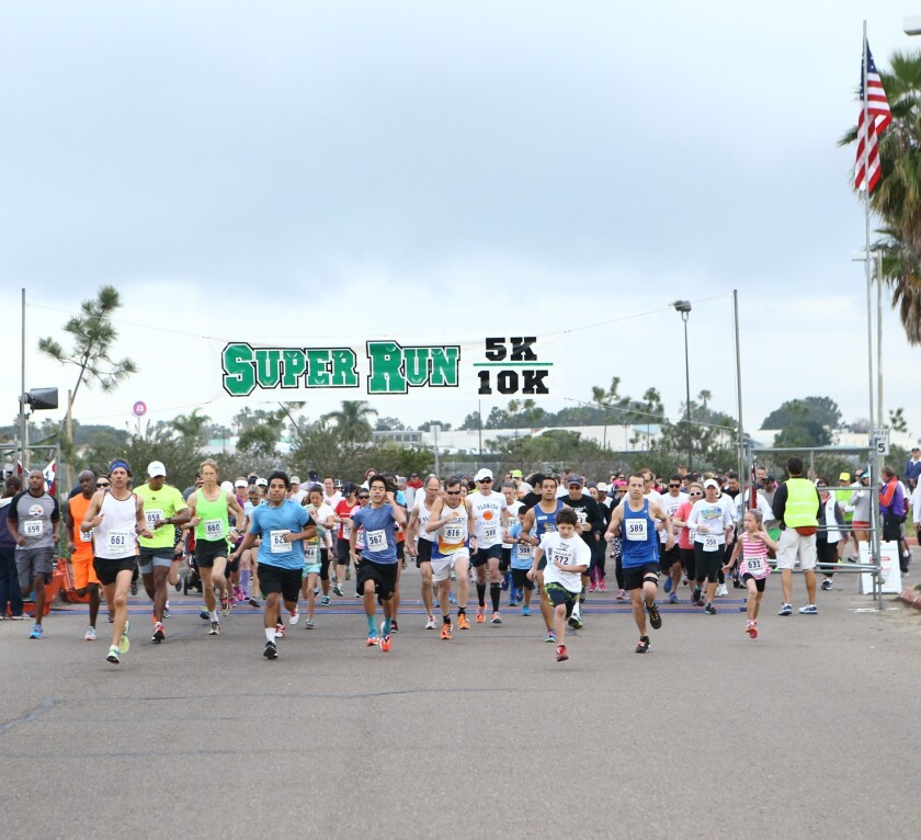 San Diego Super Run 10K & 5K