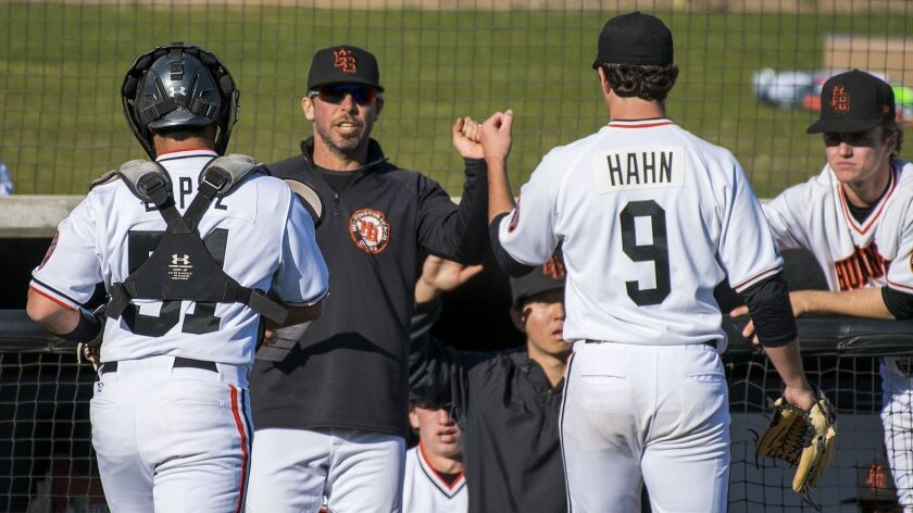 High School Baseball Preview: Huntington Beach's high-powered offense, pitching depth makes it a contender
