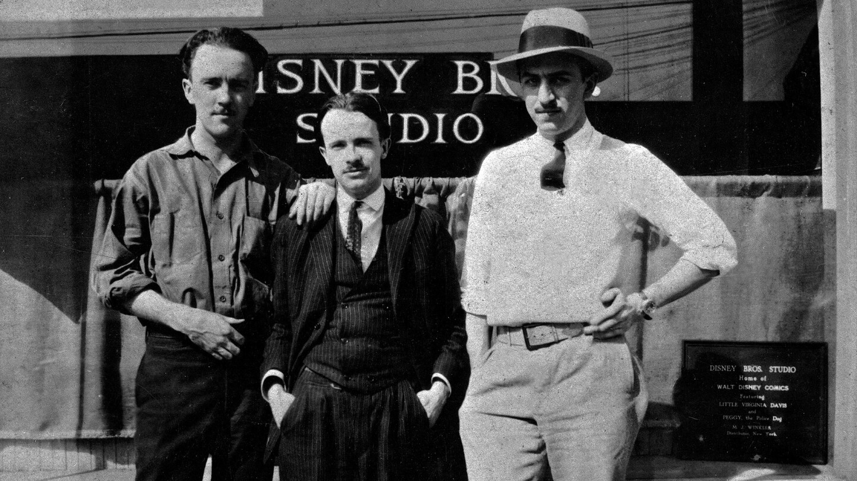 Photos: The Los Feliz building where Walt Disney once made magic ...