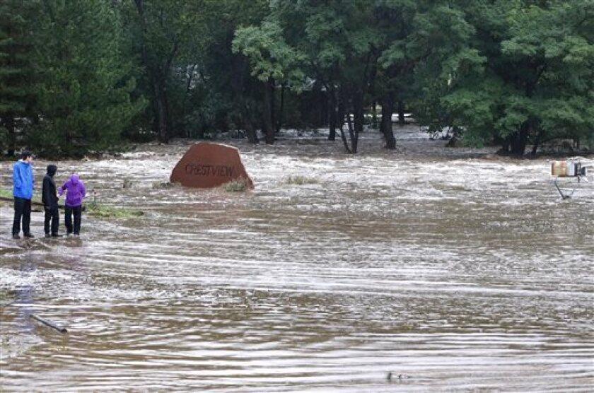Colorado flooding: Deadly rains break record set in 1919