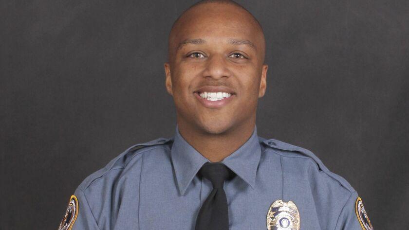 Officer Antwan Toney, shot to death Saturday near Snellville, Ga.