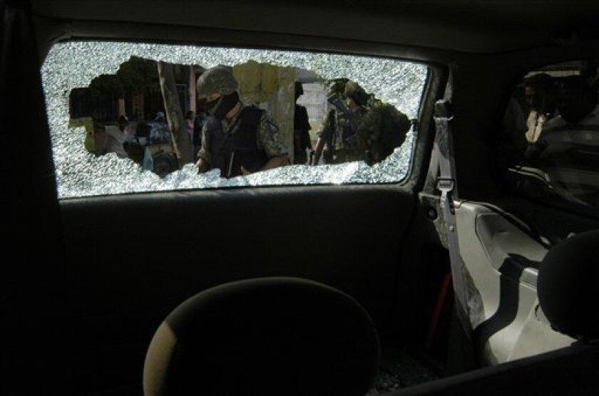 Mexico: 13 dead in massacre at Ciudad Juarez party - The San