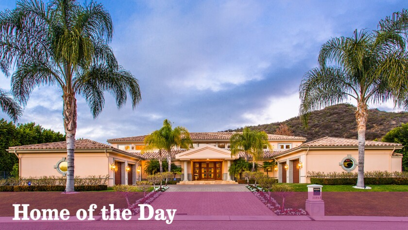 Home of the Day: Fruit trees and famous neighbors in Calabasas