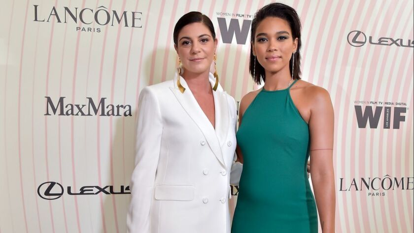 Women In Film 2018 Crystal + Lucy Awards Presented By Max Mara, Lancôme And Lexus - Red Carpet