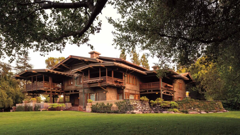 USC to relinquish control of the Gamble House in Pasadena