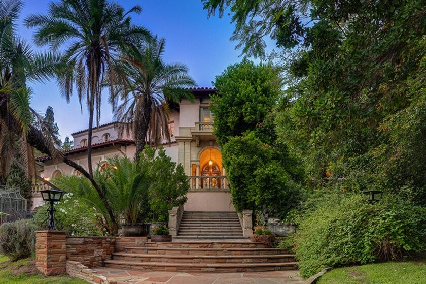 The Los Feliz home of actress Kirstie Alley cost just $75,000 to build and was completed in 1931. No