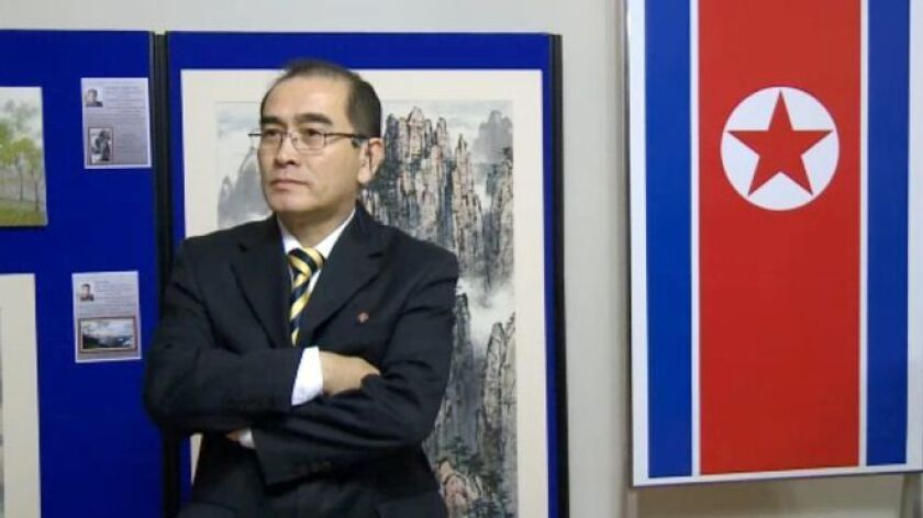 En agosto de 2016, el antiguo viceembajador de Corea del Norte en Reino Unido, Thae Yong-ho, se convirtió en uno de los funcionarios de más alto rango en desertar del hermético país asiático.