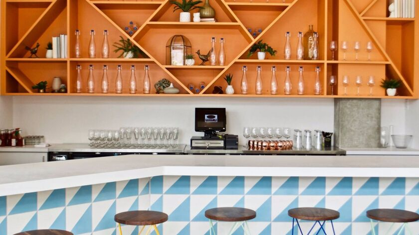 Halcyon Coffee Bar, pictured, and Stella Public House opened this week in the North City development
