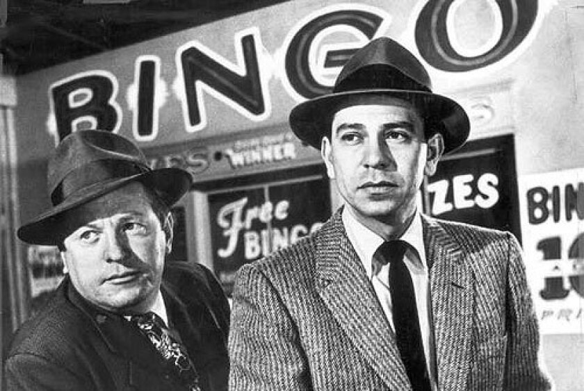 Jack Webb in Dragnet