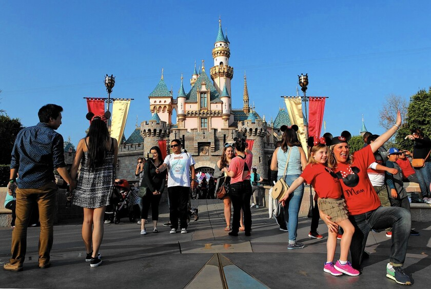 Even before the Disneyland outbreak, six cases of measles since 2011 have occurred in California residents who went to large theme parks before they fell ill, health officials say.