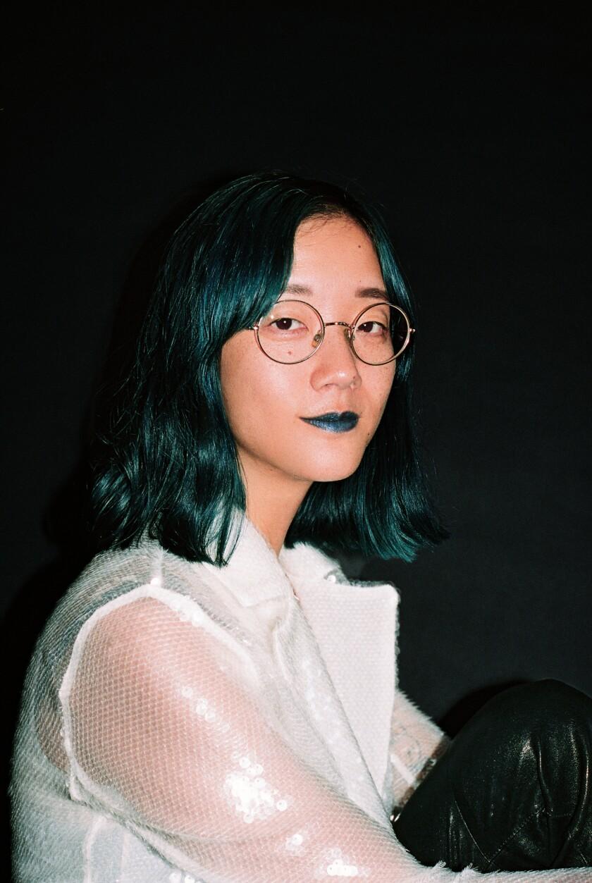 Sound artist Christine Sun Kim