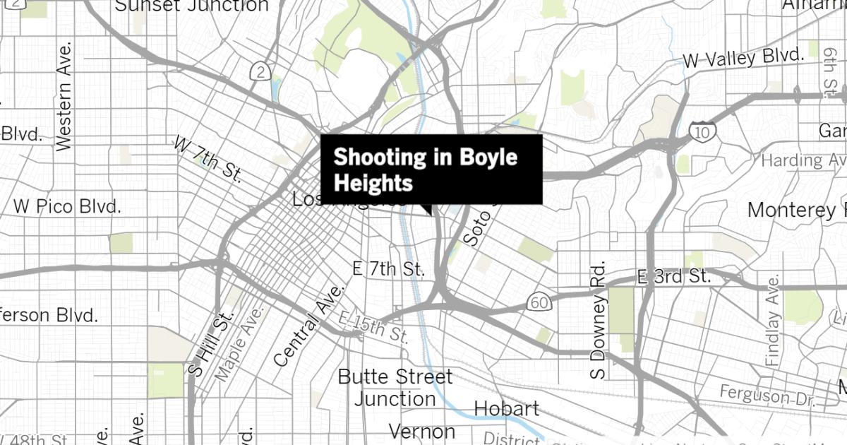 Το LAPD εκθέσεις μεγάλων αστυνομία το περιστατικό στην Boyle Heights