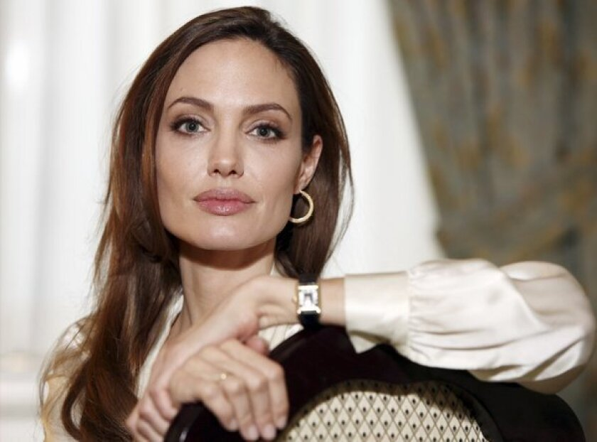 Actress Angelina Jolie wrote in a New York Times op-ed that in April she finished three months of surgical procedures to remove both breasts as a preventive measure. Jolie had the double mastectomy after discovering she has a mutated version of the BRCA1 gene and that her risk of developing breast cancer was 87%.