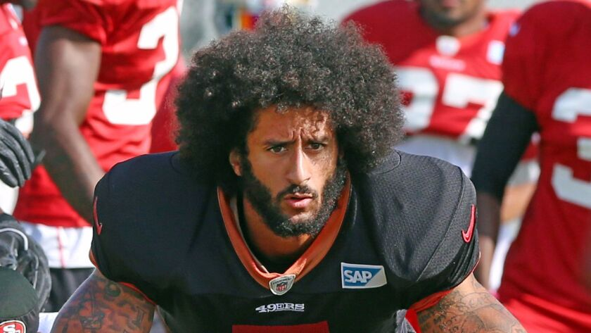 Hot Property | Colin Kaepernick