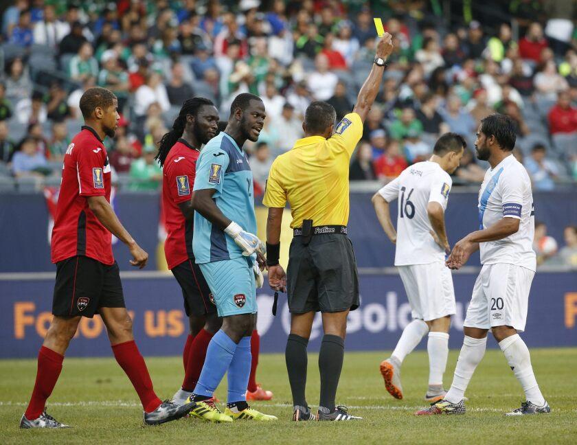 Guatemala perdió esta tarde en su primer partido en Copa Oro.