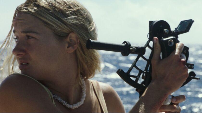 "Shailene Woodley stars in""ADRIFT."" Credit: STXfilms"