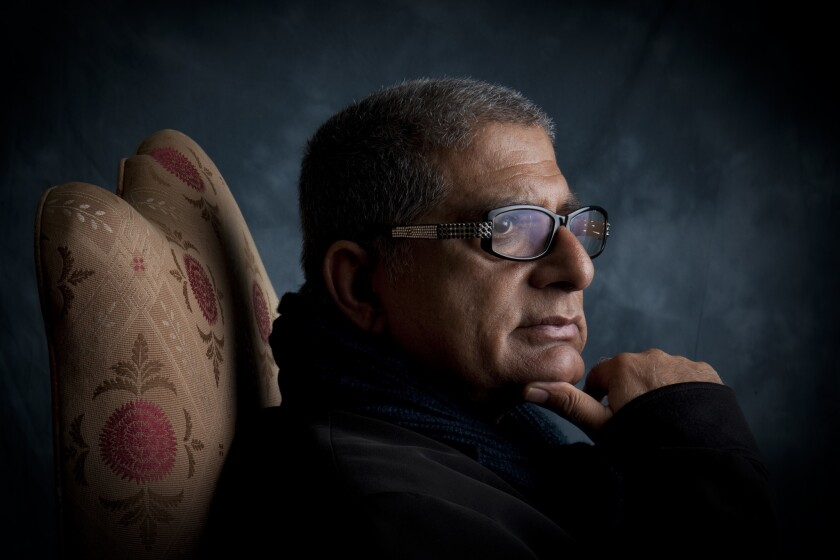 Deepak Chopra, New Age guru, is photographed at the Chopra Center for Well–Being at La Costa Resort and Spa in Carlsbad.