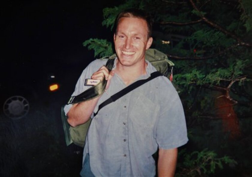 Undated photo of Glen Doherty, a former Navy SEAL, who died in an attack on the U.S. Consulate in Libya.