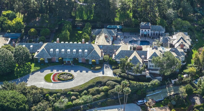 San Diego developer Doug Manchester puts former Copley estate up for sale