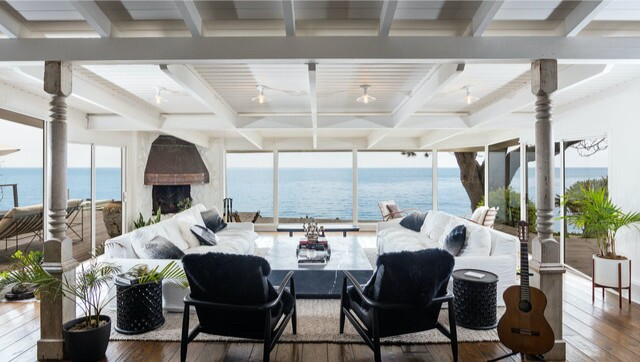 Shaun White's Malibu home