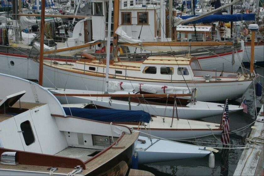 San Diego Wooden Boat Festival