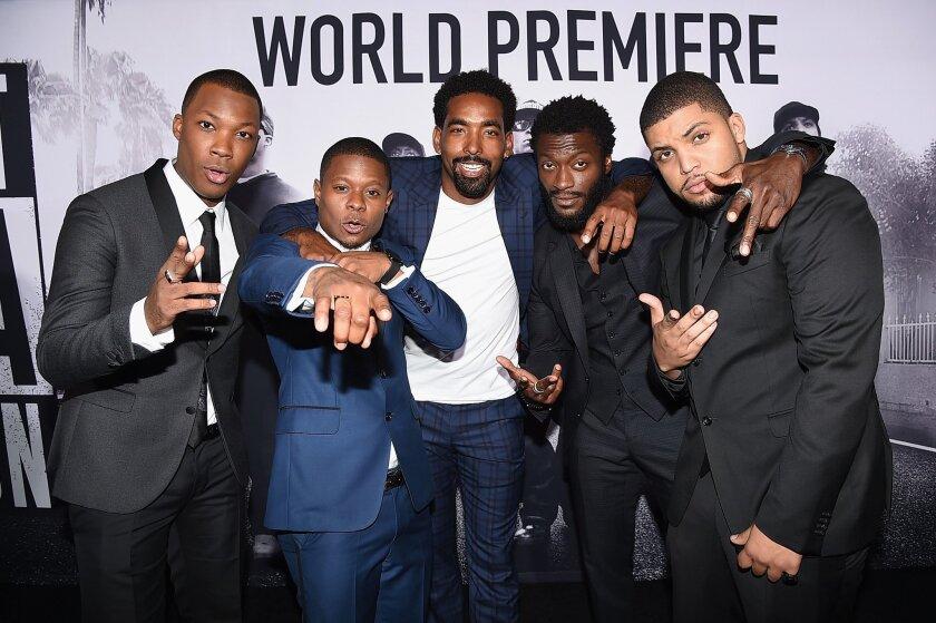 'Straight Outta Compton' | Los Angeles Premiere