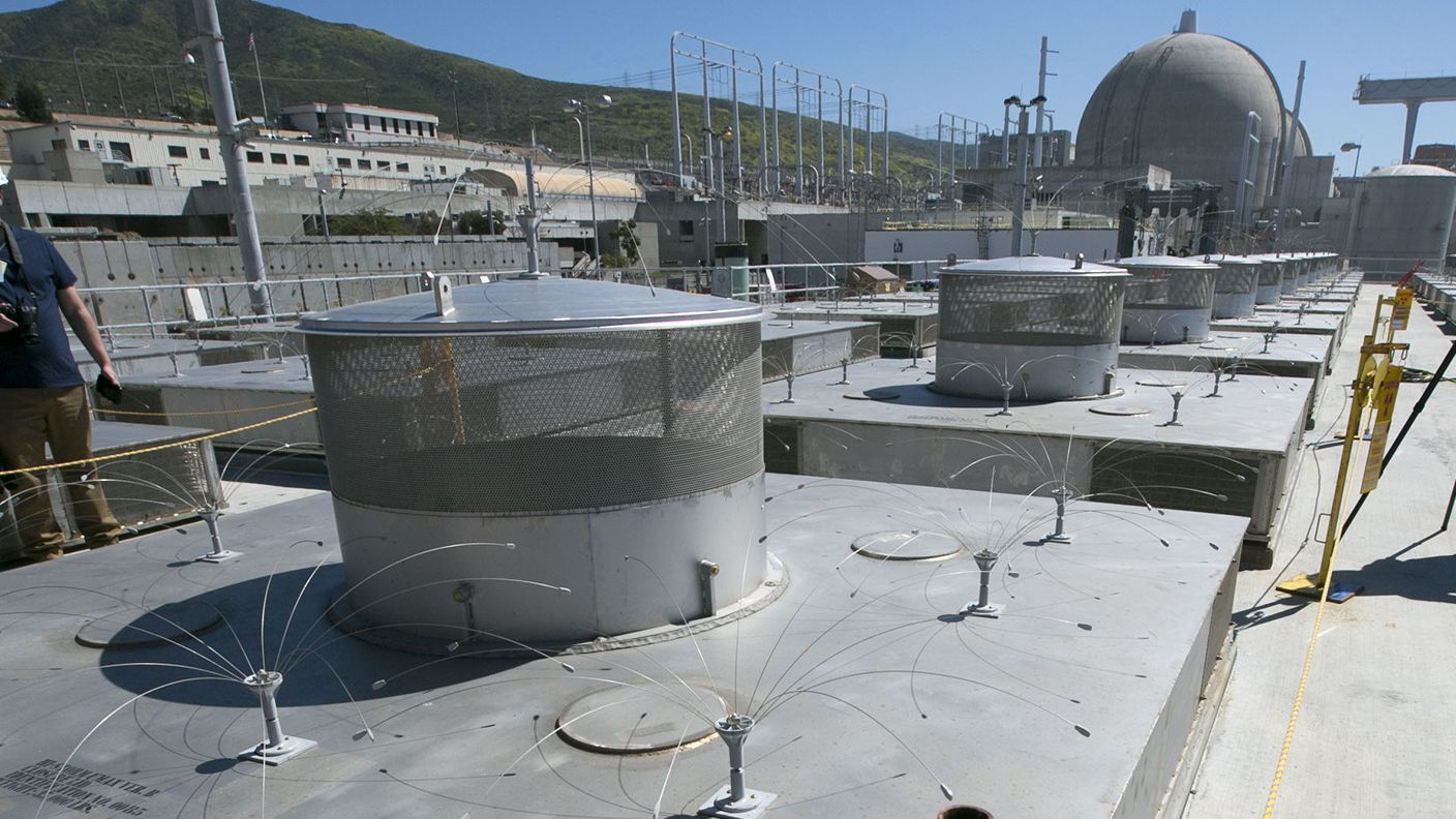 Judge tosses out lawsuit against San Onofre operator, regulator and contractor