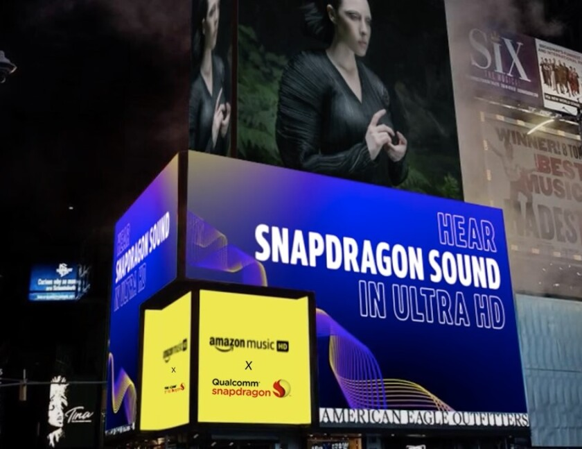 Qualcomm has rolled out Snapdragon Sound to deliver high-resolution audio.