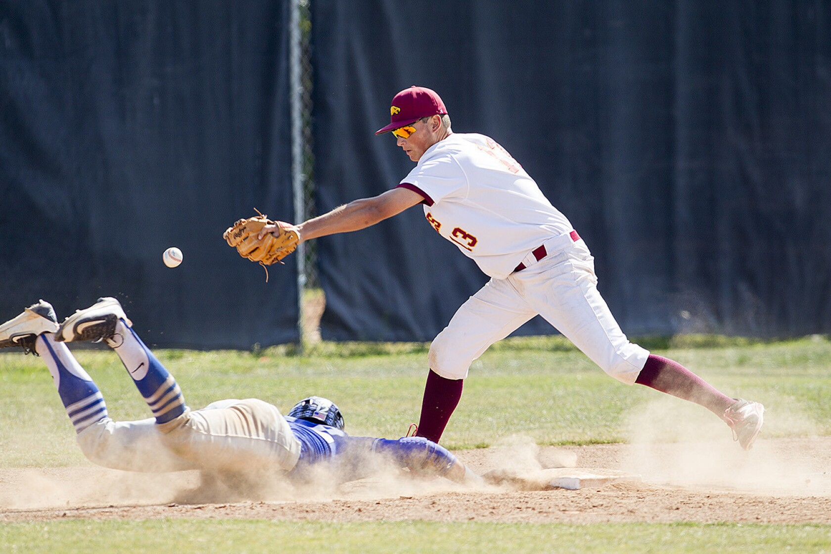 Estancia Baseball Falls In Cif Wild Card Round For Second Straight