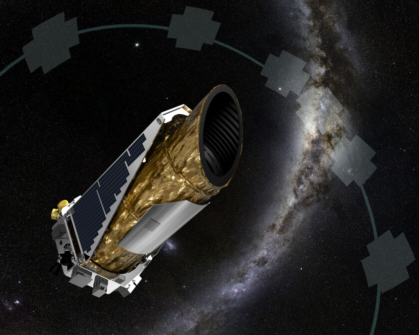 NASA's planet-hunting Kepler spacecraft has recovered from emergency mode, officials said Monday.