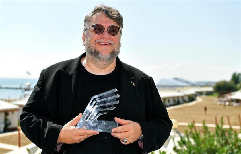 El cineasta mexicano Guillermo del Toro. EFE/Archivo