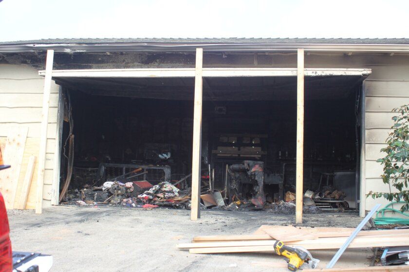 A fire in the garage of a home on Via Barranca, June 22, took the life of Ellen Pirok, 90.