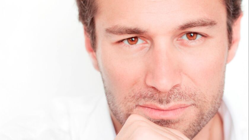 """Fabien Gabel conducted the San Diego Symphony's """"Russia and Paris"""" concert this weekend."""