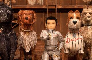 'Isle of Dogs' review by Justin Chang