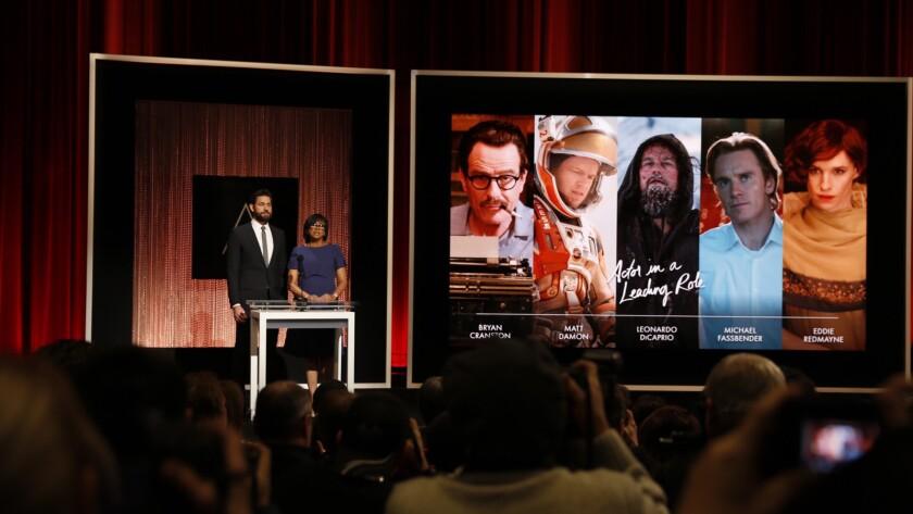 Oscars reform