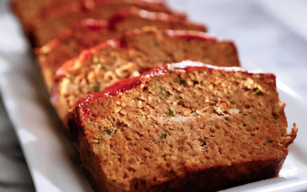 The Overland Cafe's turkey meatloaf
