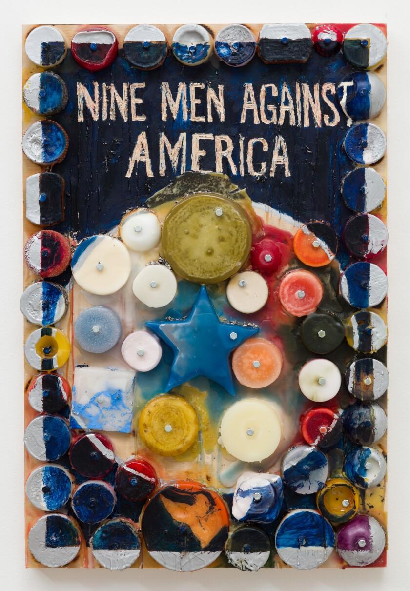 "Katie Herzog, ""One Dozen Candles (Nine Men Against America)."""
