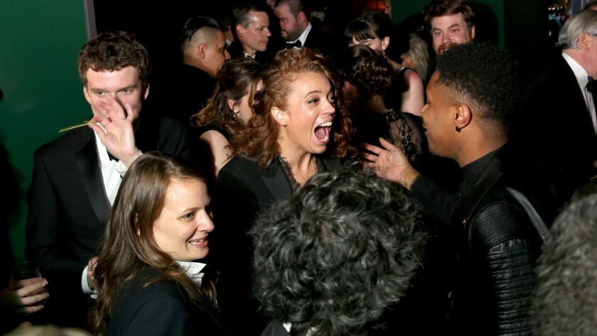 WASHINGTON, DC - APRIL 28: Comedian Michelle Wolf attends the Celebration After the White House Correspondents' Dinner hosted by Netflix's The Break with Michelle Wolf on April 28, 2018 in Washington, D.C.
