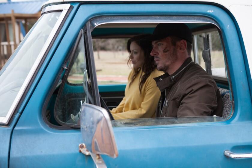 Francesca Eastwood, Jonathan Rhys Meyers, 'Awake'