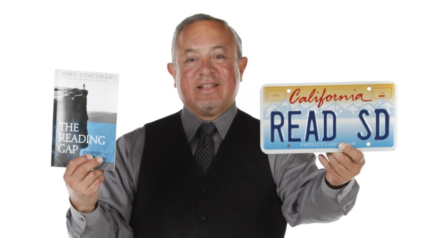 Jose Cruz is the CEO of the San Diego Council on Literacy
