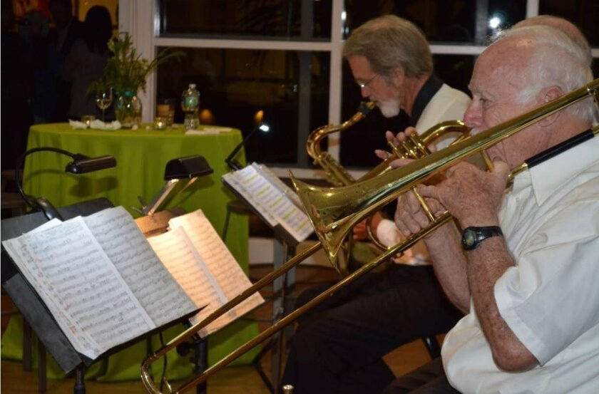 Little Big Band will perform at the La Jolla Community Center, 7 p.m. Friday, Nov. 20.