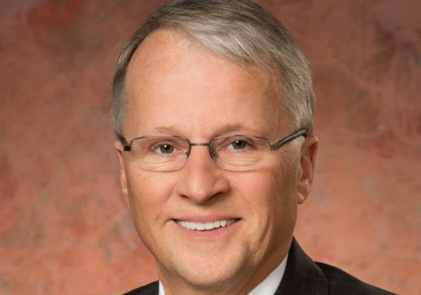 Roger Gerard Roux, 64, was the senior vice president and CFO at Rady Children's Hospital.