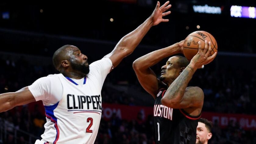 Clippers offseason aquisitions not the answer to their probems