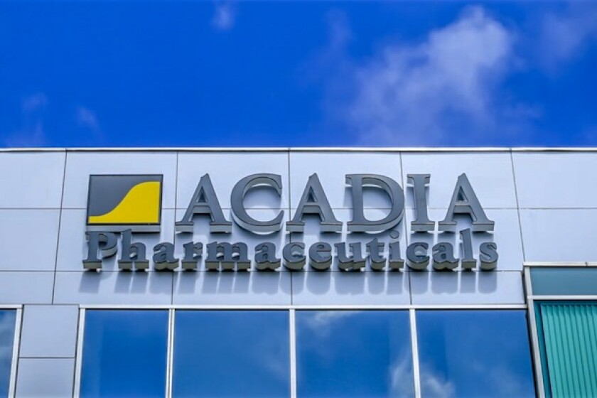 Acadia Pharmaceuticals headquarters