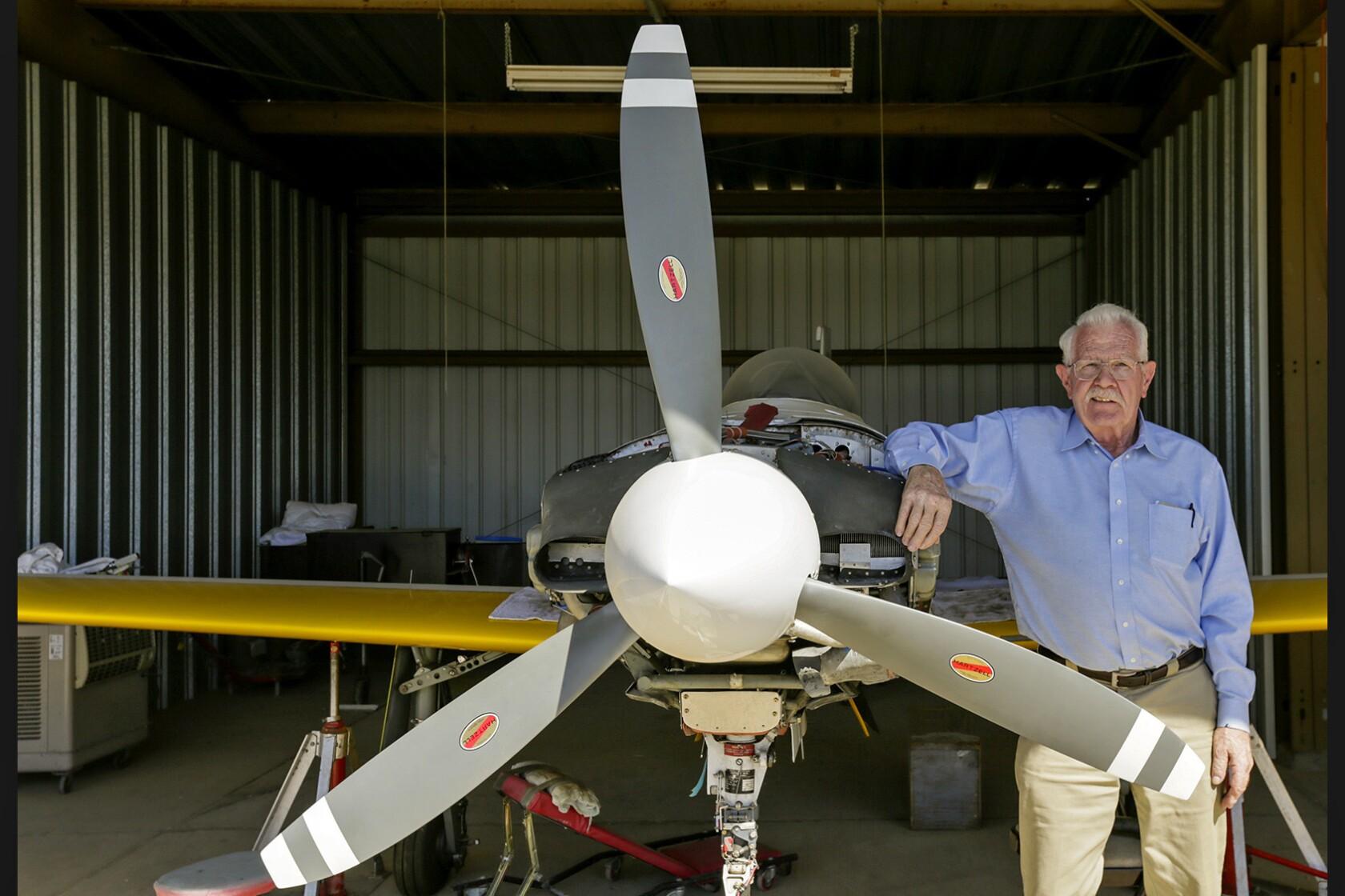 Mojave's thriving aerospace community spawns home-built