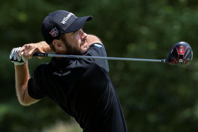 El golfista estadounidense Troy Merritt. EFE/Archivo