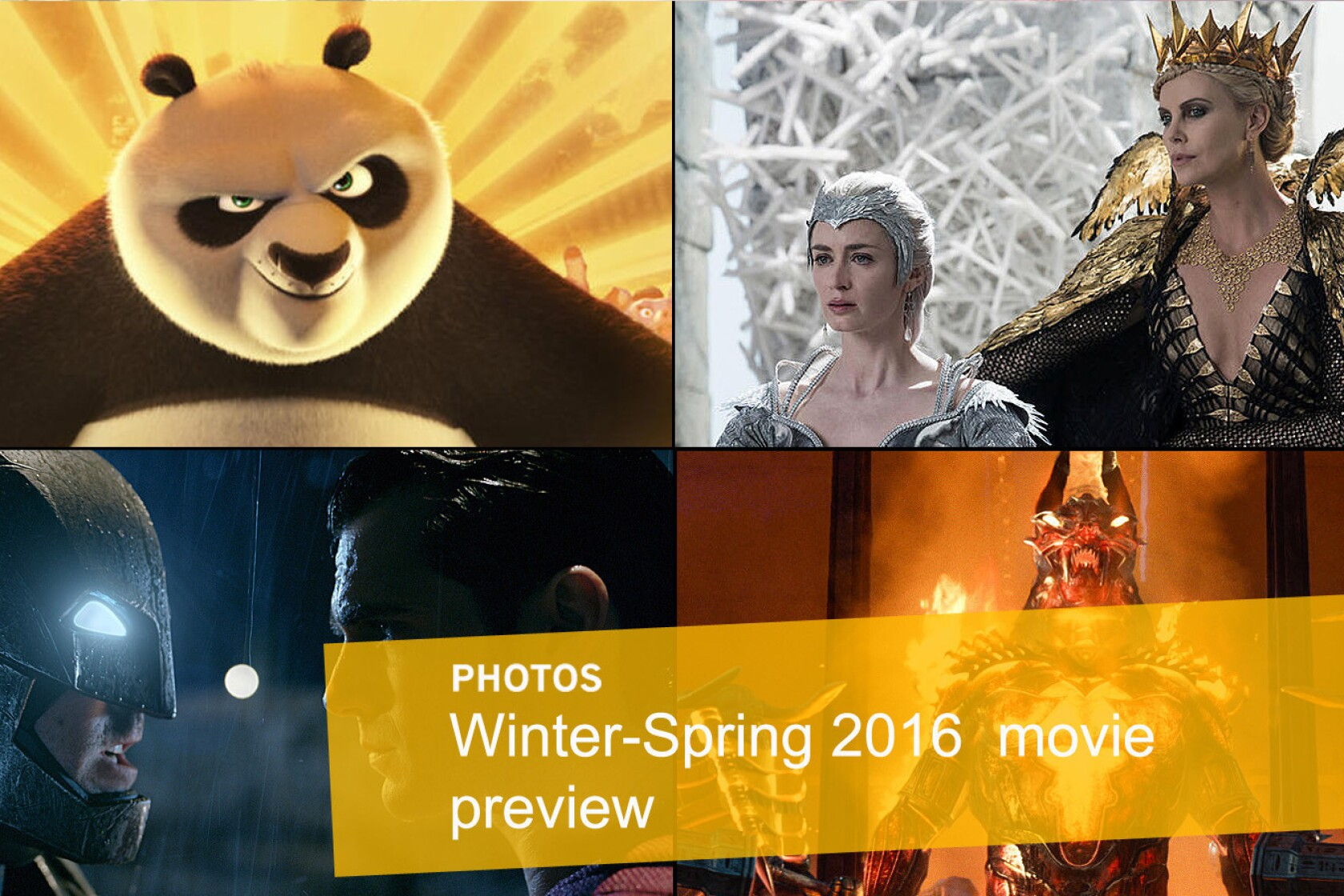 2016 winter-spring movie sneaks previews - Los Angeles Times