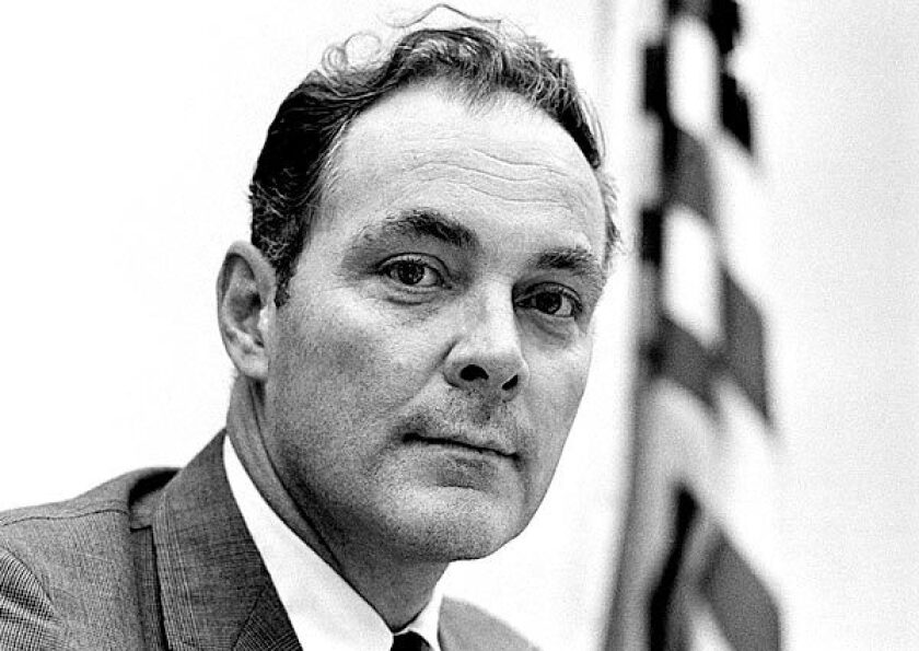 Brig. Gen. Alexander Haig in June 1970, when he was deputy assistant to the president for national security affairs.